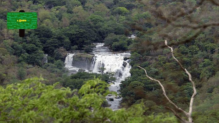 Thoovanam Falls, udumalpet tourism