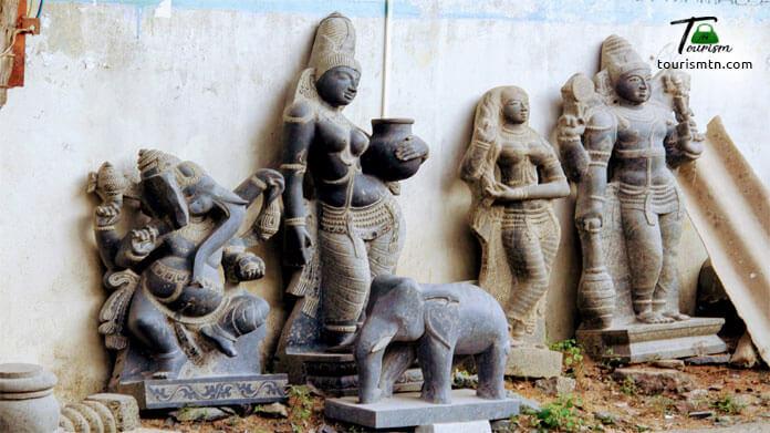 Mahabalipuram Sculpture