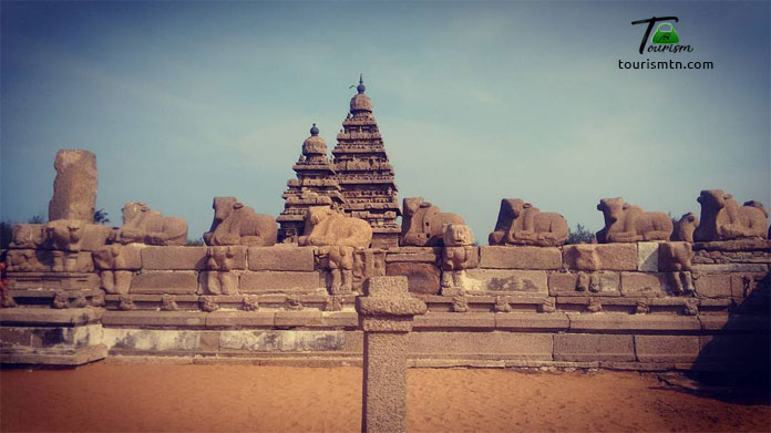 SeaShore Temple Mahabalipuram