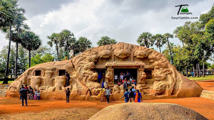 Tiger's Cave, places to visit in mahabalipuram