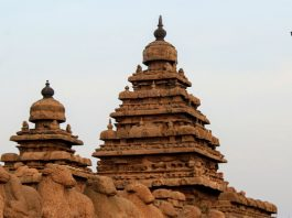 Shore temple mahablipuram